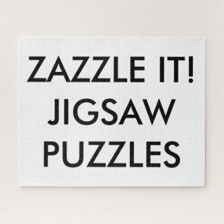 """Custom Personalized 20""""x16"""" Jigsaw Puzzle Blank"""