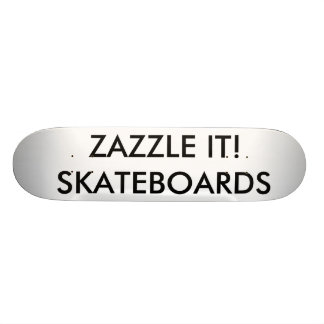 """Custom Personalized 7¾"""" Competition Skateboard"""