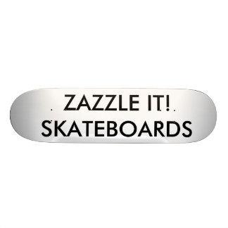 """Custom Personalized 8 1/8"""" Competition Skateboard"""