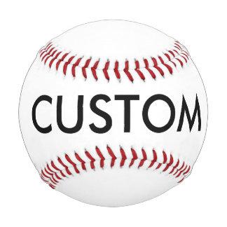 Custom Personalized Baseball Blank Template