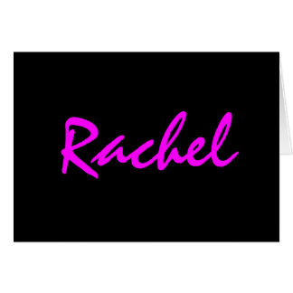Custom Personalized Bat Mitzvah Thank You Card