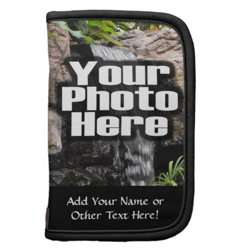 Custom Personalized Digital Photo Add Your Picture Planner