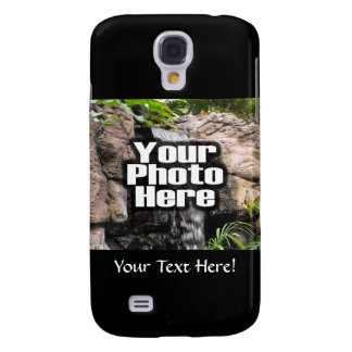 Custom Personalized Digital Photo Add Your Picture Samsung S4 Case