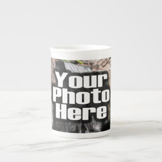 Custom Personalized Digital Photo Add Your Picture Tea Cup