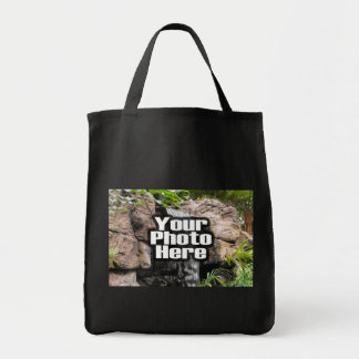 Custom Personalized Digital Photo Add Your Picture Tote Bag