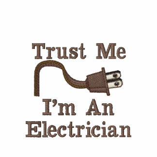 Custom Personalized Electrician Tees