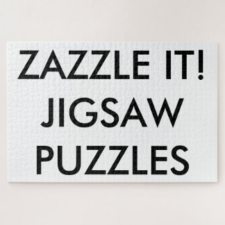 """Custom Personalized Giant 30""""x20"""" Jigsaw Puzzle"""