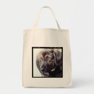 Custom Personalized Instagram Photo Gift Tote Bags
