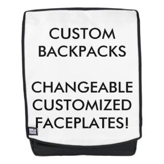 Custom Personalized Interchangeable Backpack Blank