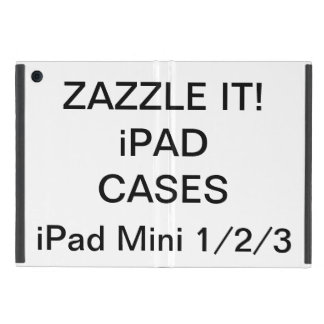 Custom Personalized iPad Mini 1/2/3 Hardcover Case