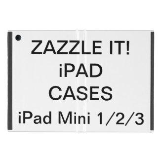 Custom Personalized iPad Mini 1/2/3 Hardcover Case