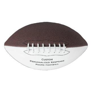 Custom Personalized Keepsake Gift Photo Football