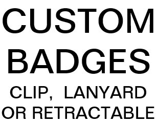 Badges Zazzle - Ring security badge template