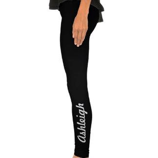 Custom Personalized Leggings