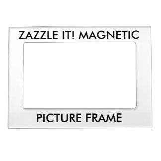 Custom Personalized Magnetic Picture Frame Blank