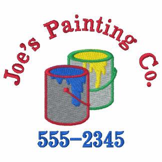 Custom Personalized Painter Shirts