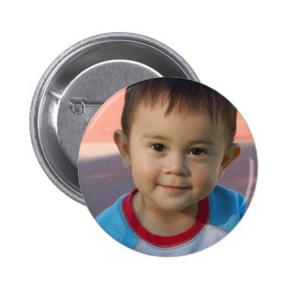 Custom Personalized Photo Button