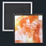"""Custom Personalized Photo Gift Magnet<br><div class=""""desc"""">Add your favorite photo to any of our refrigerator magnet styles for a unique one of a kind home accessory for yourself or custom personalized gift for someone special! Click the CUSTOMIZE IT button to add your name or custom text for an even more personalized design.</div>"""