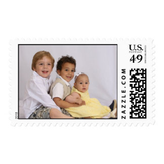 Custom Personalized Photo Stamps