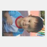 Custom Personalized Photo Sticker