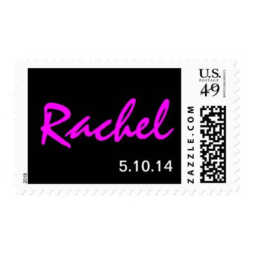 Custom Personalized Postage stamp