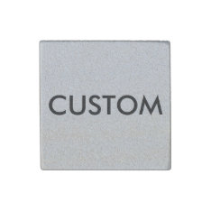 Custom Personalized Refrigerator Magnet Blank at Zazzle