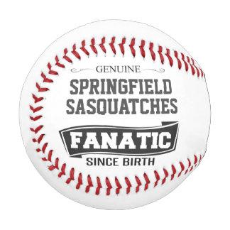 Custom Personalized Team Fan Baseball