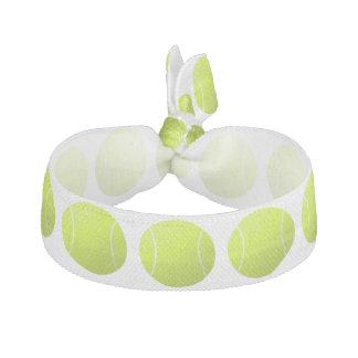 Custom Personalized Tennis Ball Gift Elastic Hair Ties