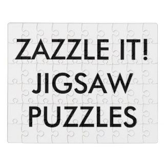 Custom Personalized Water Resistant Jigsaw Puzzle