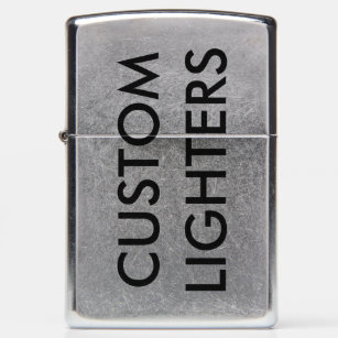 Design Your Own Zippo Lighters Zazzle