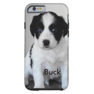 Custom pet dog photo tough iPhone 6 case