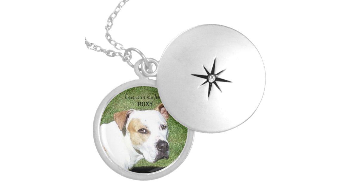 Custom Pet Photo Memorial Lockett Pet Memorials Wedding Memorial Lockett Grandparent Gift Pet Lover Gift