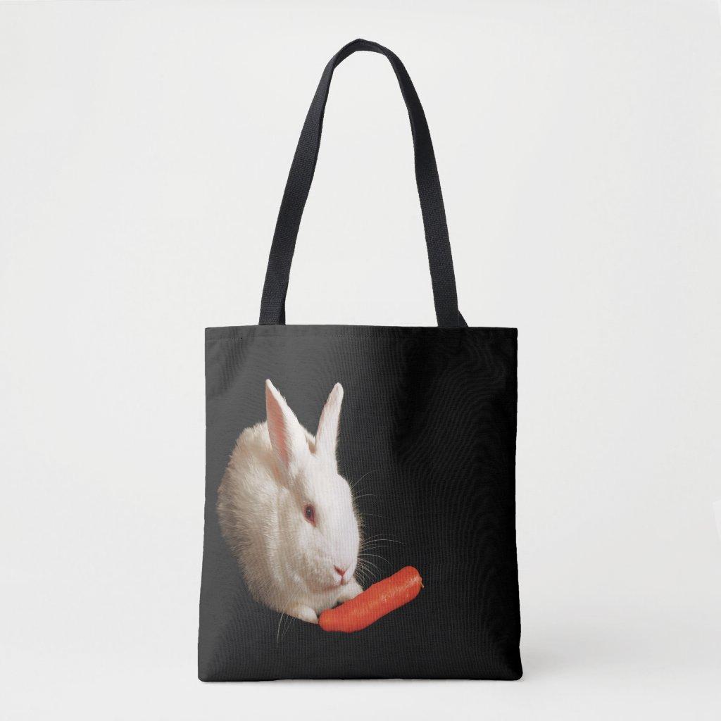 Custom pet photo your animal tote bag