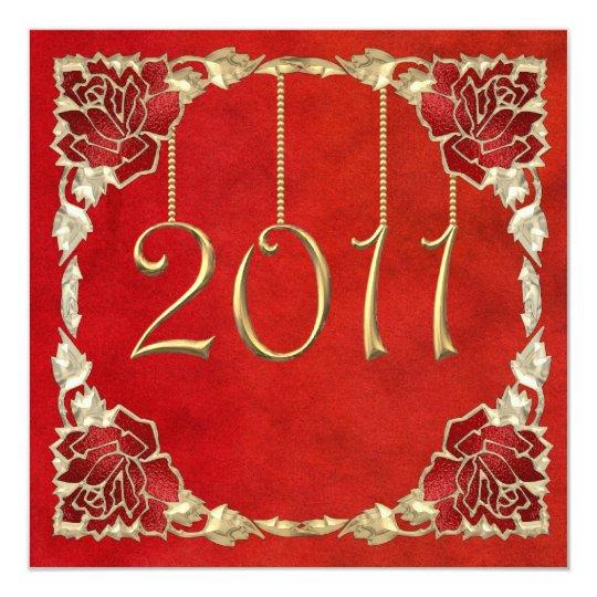 Custom Photo 2011 Christmas Card