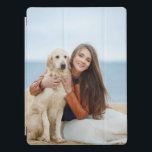"Custom Photo Apple iPad Pro Cover - 12.9""<br><div class=""desc"">Add your custom photo to this cool Apple iPad Pro Cover. An ideal gift for yourself or family and friends.</div>"