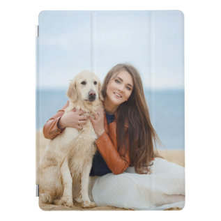 Custom Photo Apple Ipad Pro Cover - 12.9