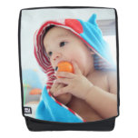 Custom Photo Backpack