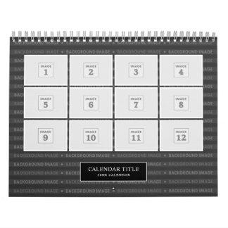 Custom Photo Calendar 2019 Personalized Background