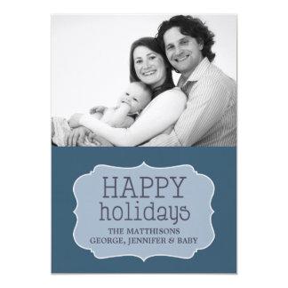 Custom Photo Card for Christmas