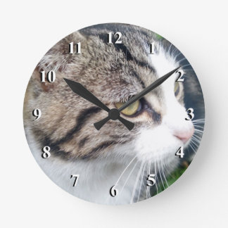 Custom photo clock | Add your image here