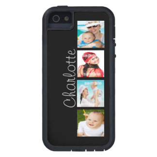 Custom Photo Collage Customizable iPhone 5 Cases