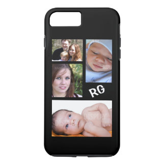 Custom Photo Collage Customizable iPhone 7 Plus Case