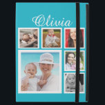 "Custom Photo Collage Customizable Personalized iPad Pro 12.9&quot; Case<br><div class=""desc"">Personalized photo collage - Customizable - Personalize With photographs and Text  .. customize the text and photo template to suit your requirements .. add your initials / monogram / text .. electronic gadget products from Ricaso</div>"