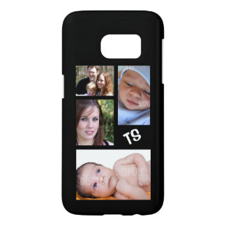 Custom Photo Collage Customizable Personalized Samsung Galaxy S7 Case