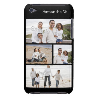 Custom Photo Collage iPod Touch Cover