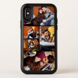 Custom Photo Collage OtterBox Symmetry iPhone X Case