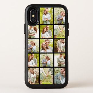 Custom Photo Collage OtterBox Symmetry iPhone X Case