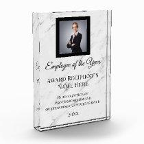 Custom Photo Corporate Gift Acrylic Trophy Plaque