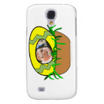 Custom Photo Easter Egg in Nest Template Samsung Galaxy S4 Case
