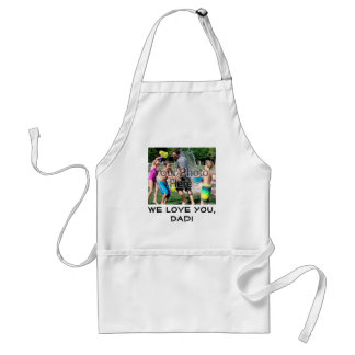 Custom Photo Father's Day Apron